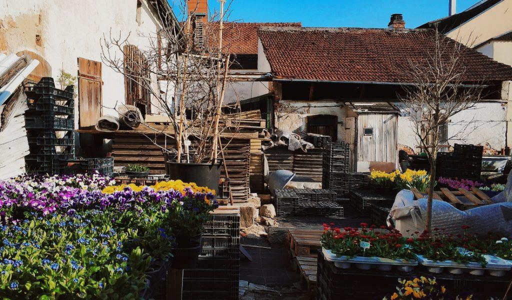 Dzielnica ogrodników Bamberg. Muzeum Ogrodnictwa