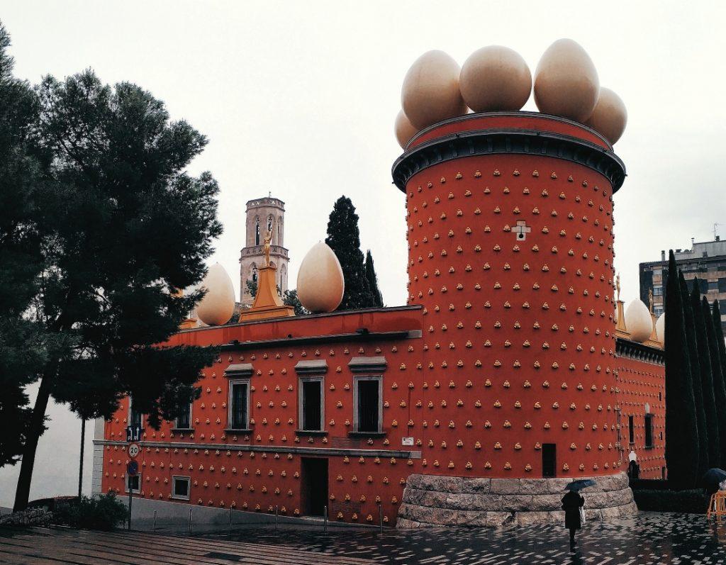 Muzeum Salvadora Dalego w Hiszpanii