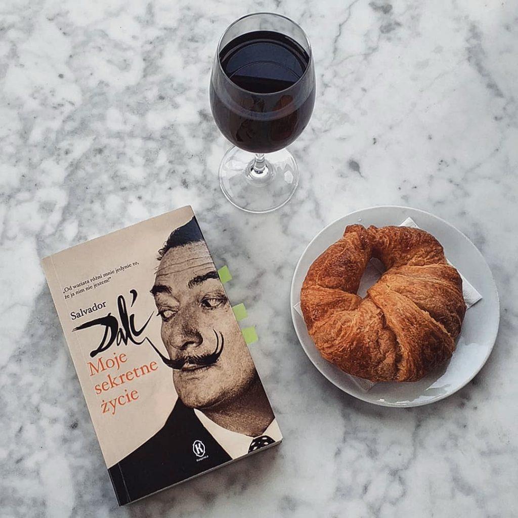 Moje sekretne życie Salvador Dali