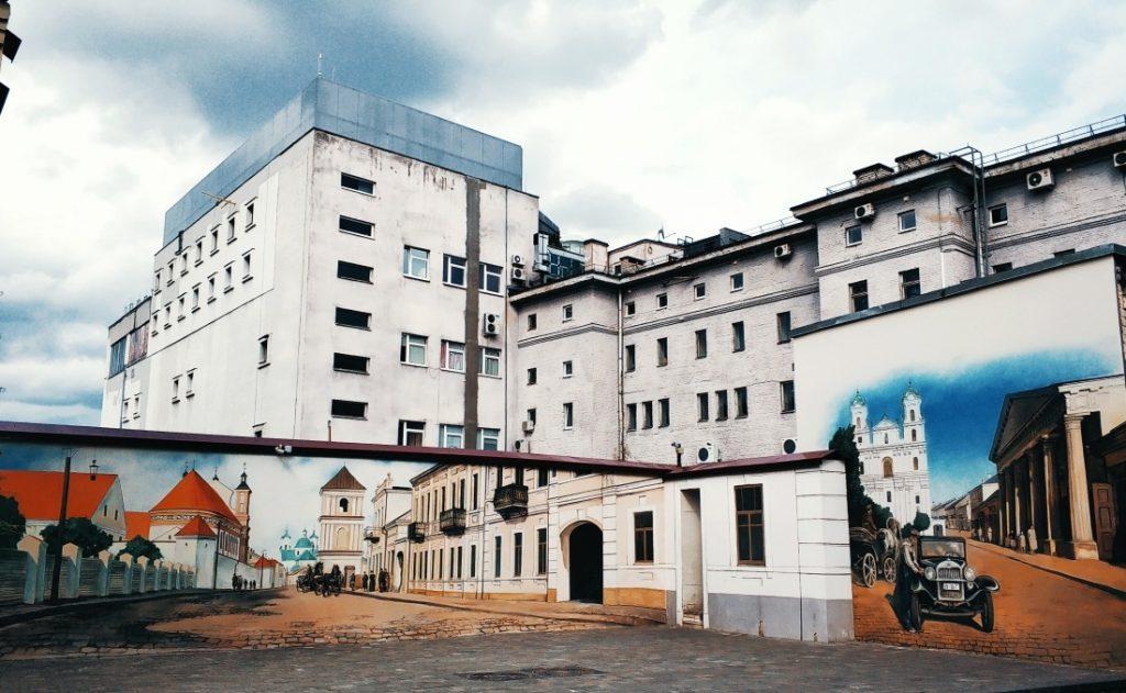 Grodno stare miasto