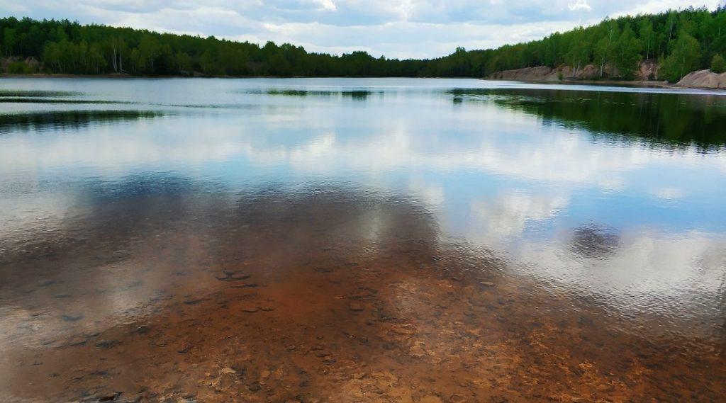 Łuk Mużakowa. Geopark kopalnia Babina