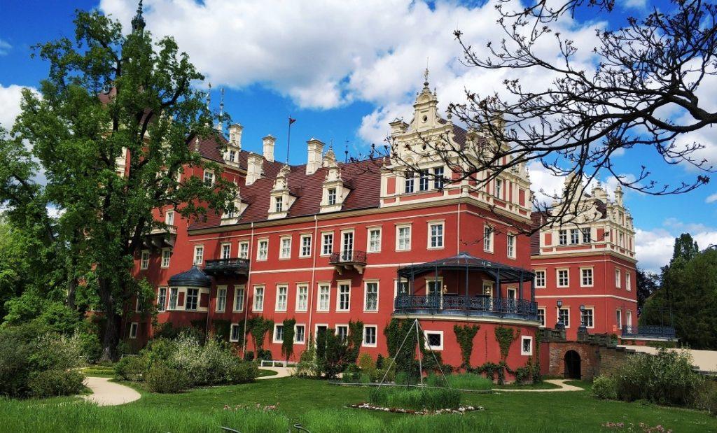 Nowy Zamek Park Mużakowowski