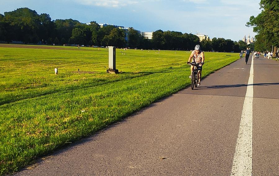 Kraków na rower 2019