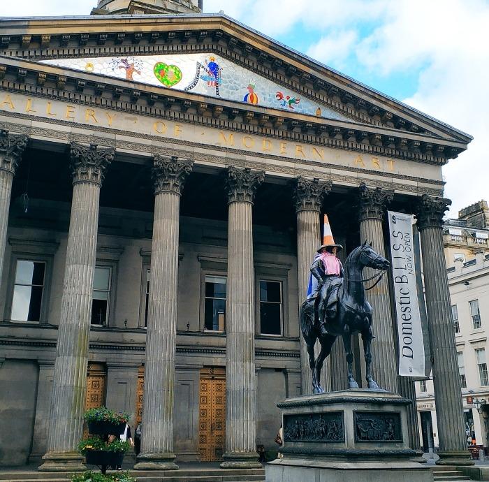 Atrakcje Glasgow