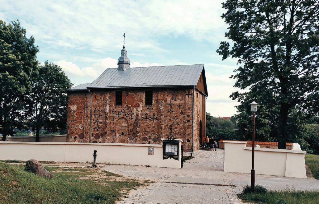 Grodno cerkiew św. Borysa Gleba Kołoża