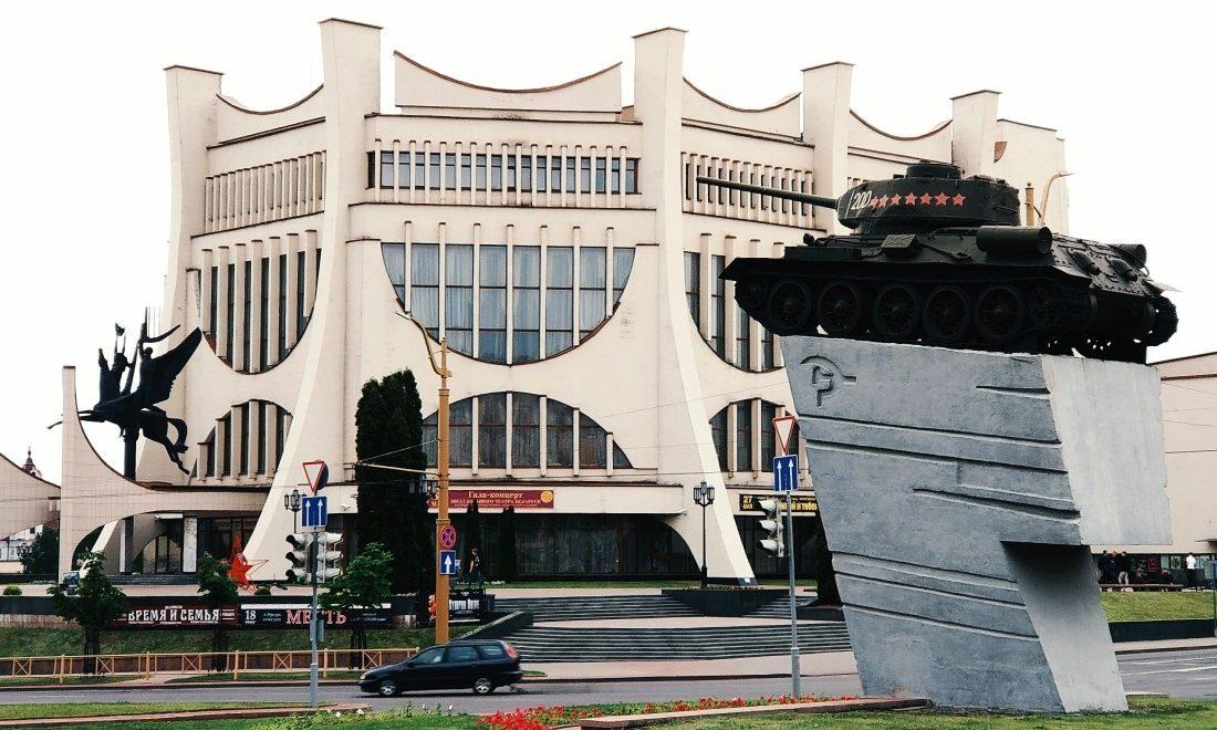 Białoruś | Grodno w jeden dzień: Co zobaczyć w Grodnie (prócz czołgu i Lenina)?