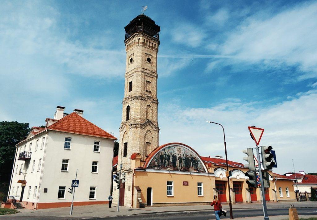 Alternatywne atrakcje Grodna. Grodno muzeum straży pożarnej