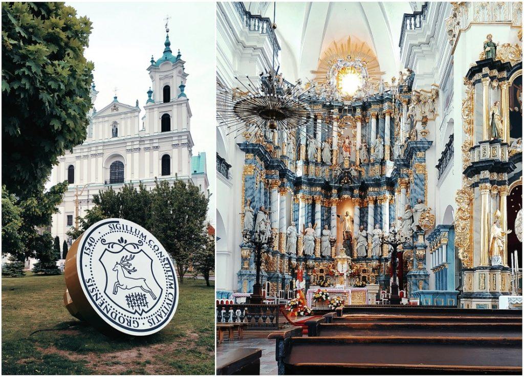 katedra w Grodnie