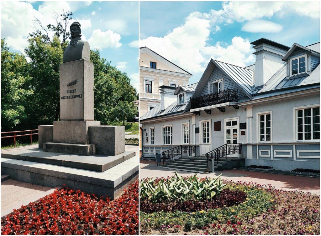 Grodno dom Elizy Orzeszkowej