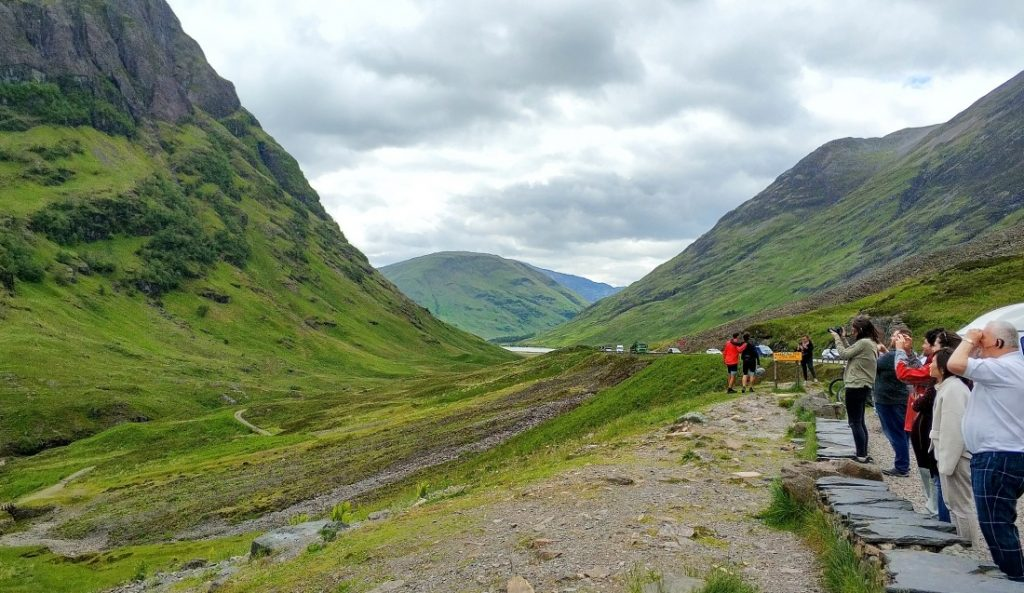 Glencoe Glen Coe Szkocja