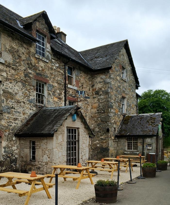 The Drovers Inn Szkocja Loch Lomond
