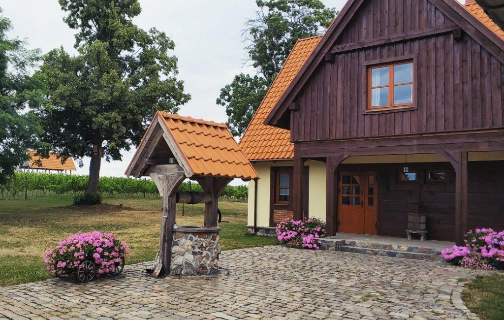 Winnica przy Talerzyku Topolno