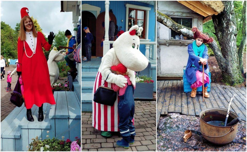 Świat Muminków Finlandia