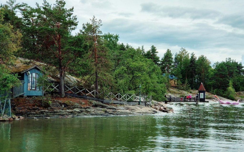 Świat Muminków w Finlandii