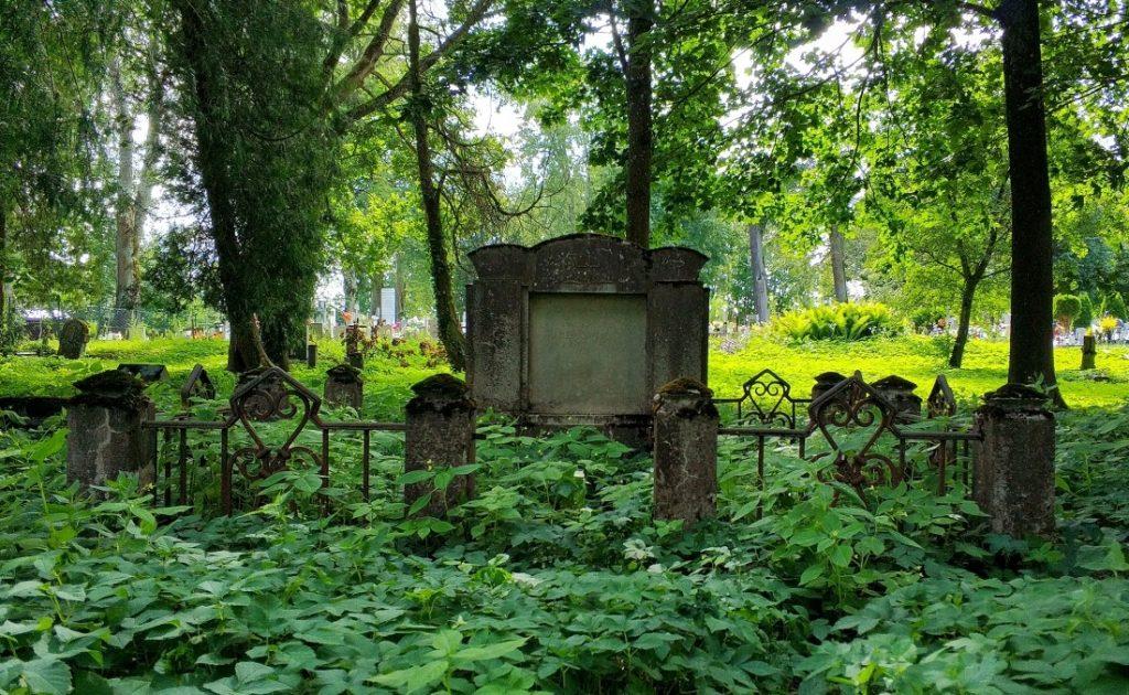 Cmentarz ewangelicki Jerzwałd
