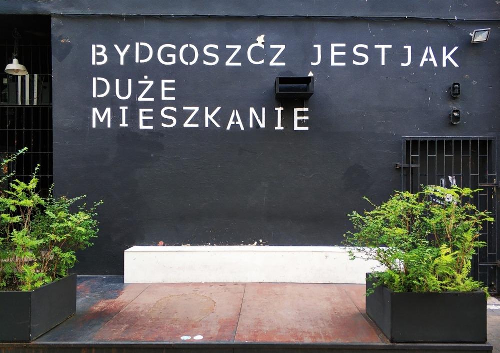 Bydgoszcz jest jak duże mieszkanie. Klub mózg