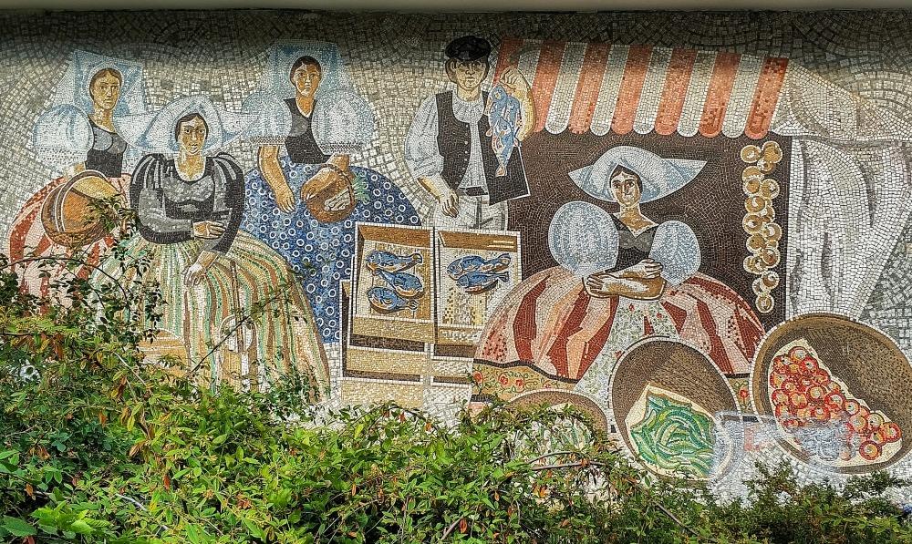 mozaika Cottbuser Bauernmarkt