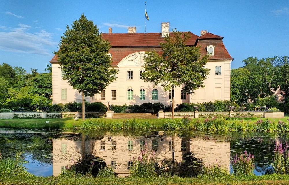 Pałac Branitz w Cottbus Chociebużu