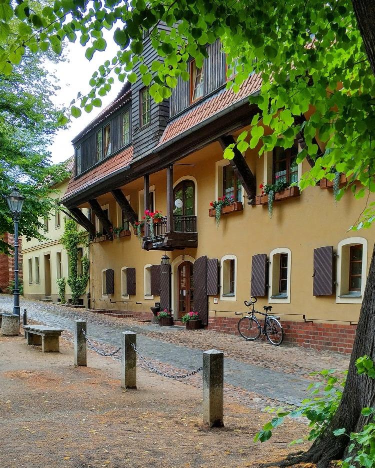 Chociebuż. Schronisko młodzieżowe DJH Youth Hostel. Jugendherberge