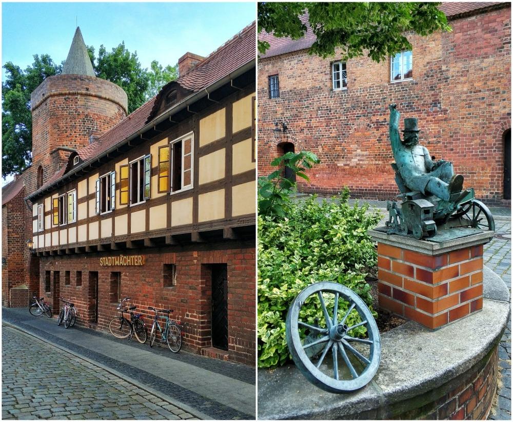 mury miejskie w Cottbus