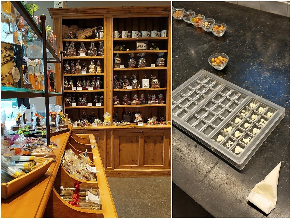 manufaktura czekolady Felicitas Chocolatier Hornow