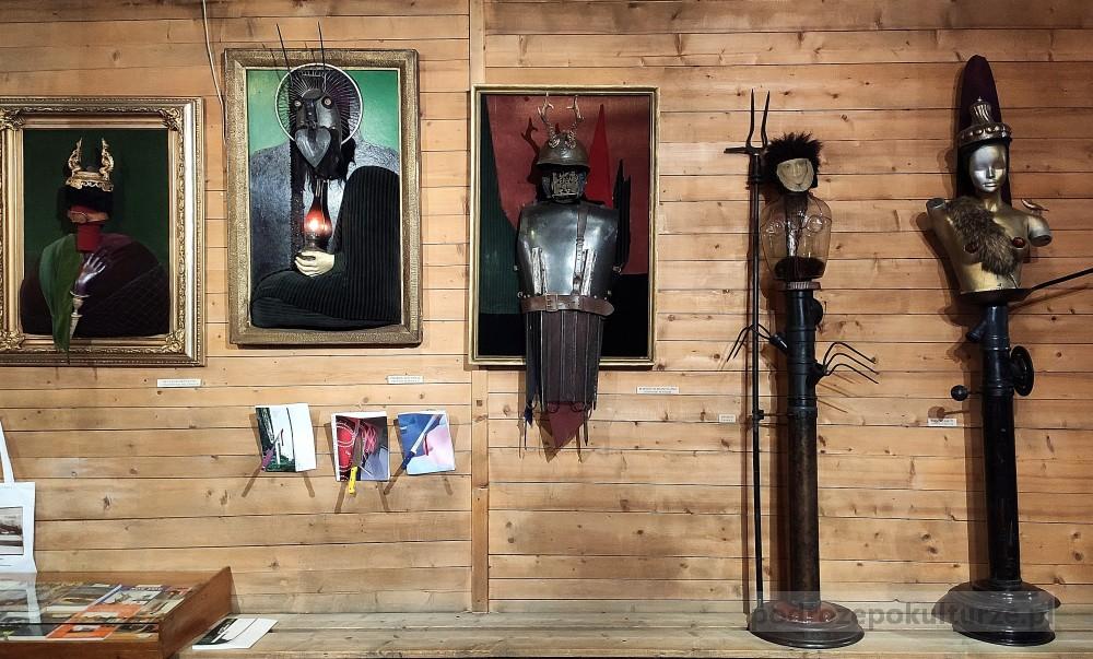 Galeria Władysława Hasiora w Zakopanem. Zakopane kulturalne
