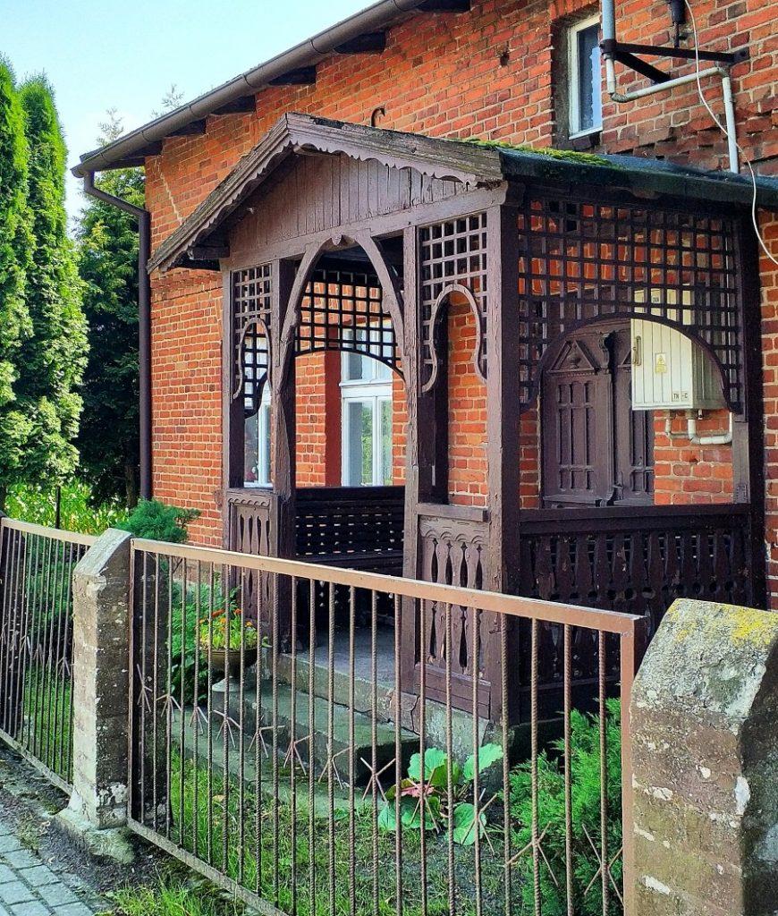 Łąkorz. architektura okolic Nowego Miasta Lubawskiego