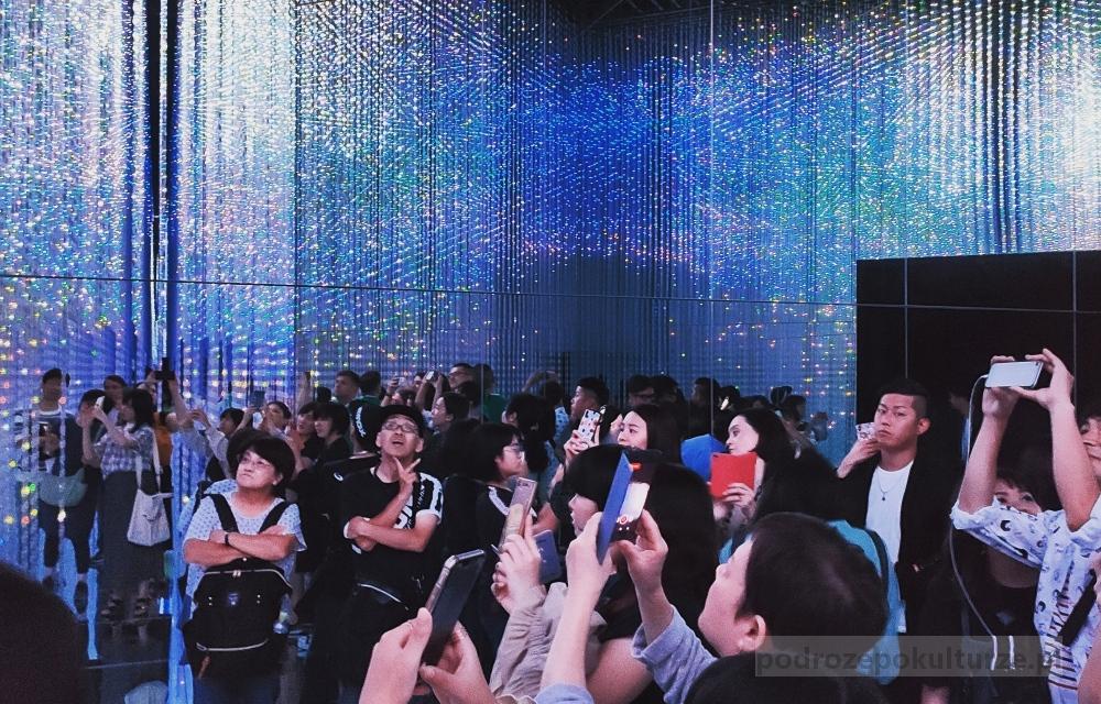 atrakcje w Tokio: teamLab Borderless