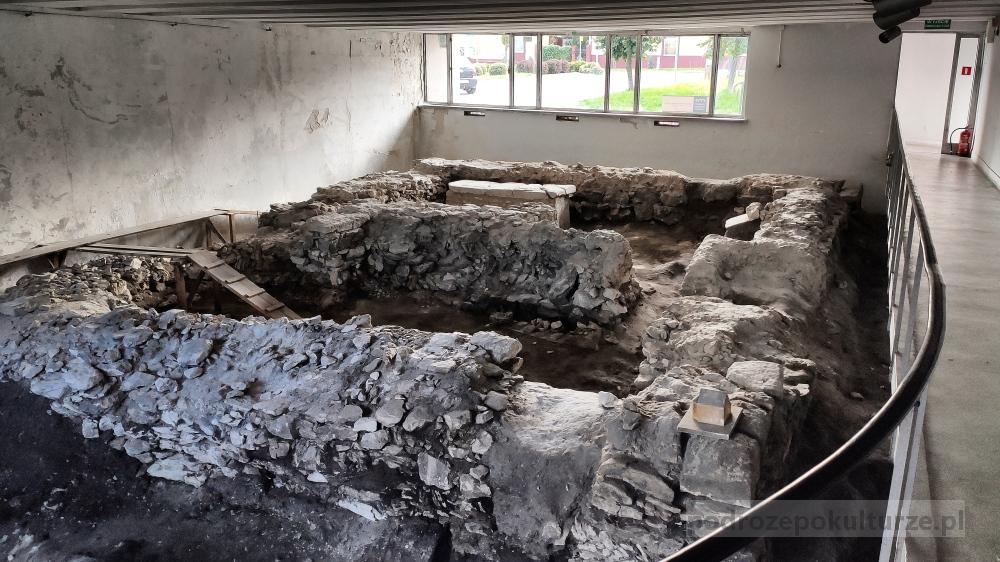Muzeum Archeologiczne w Wiślicy