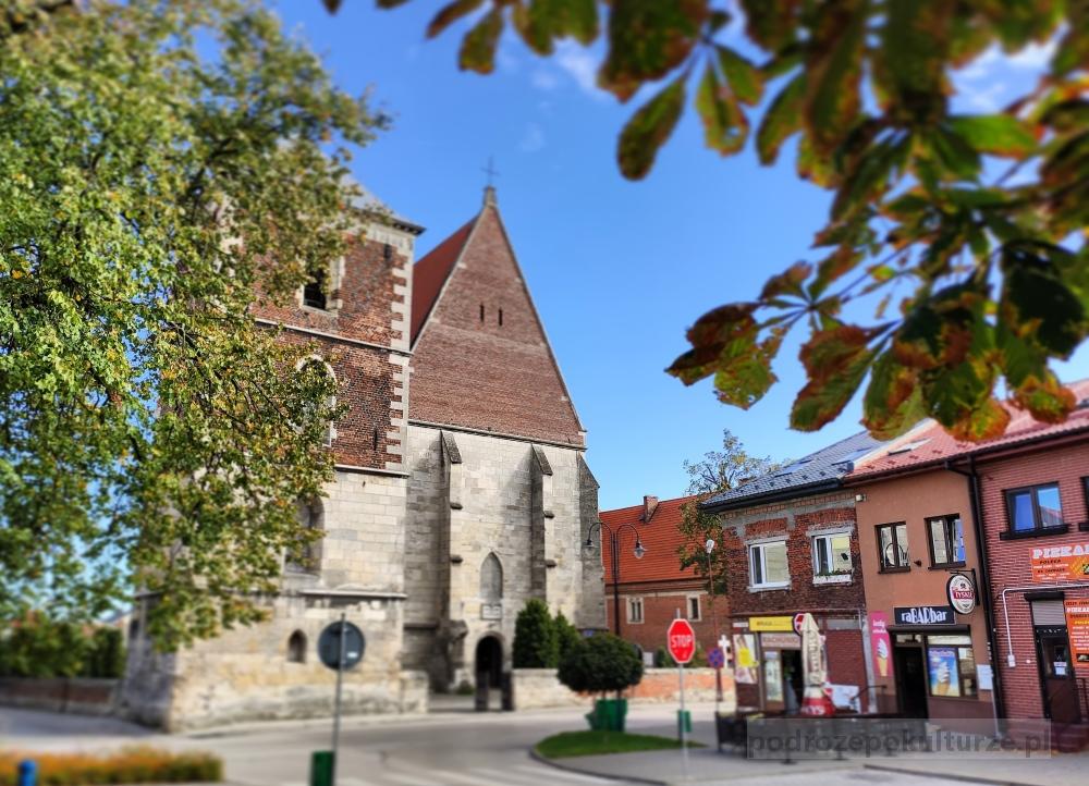 kościół w Wiślicy