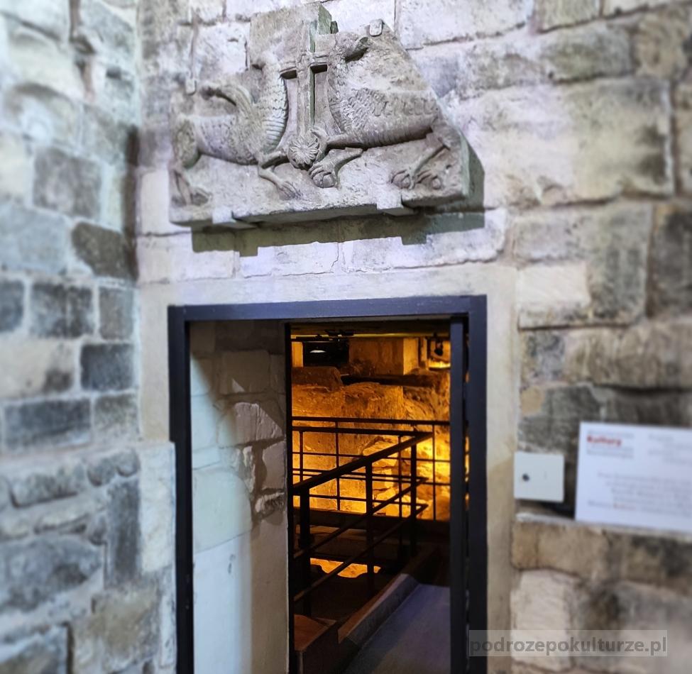Wiślica. Muzeum Archeologiczne