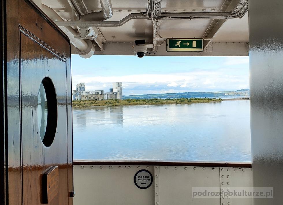 HMY Britannia. Co zobaczyć w Edynburgu. Królewski jacht