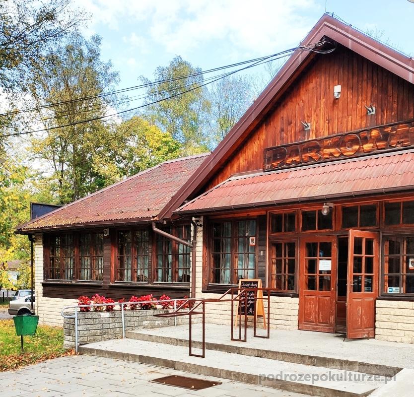 Restauracja Parkowa Kraków Swoszowice