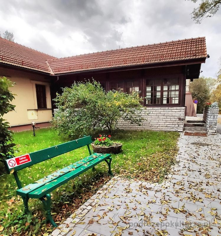 Sanatorium w Swoszowicach