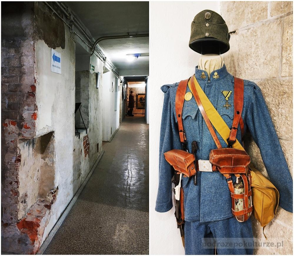 Muzeum Spraw Wojskowych Kraków Swoszowice fort 51 1/2