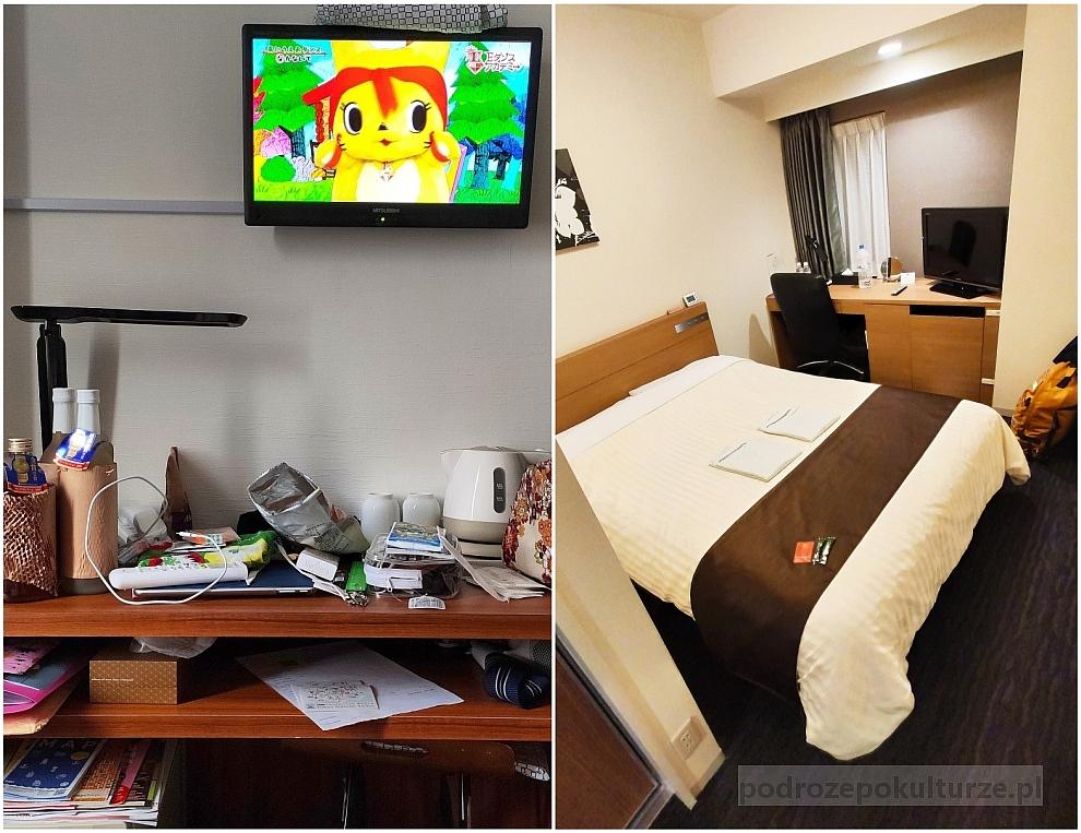 Noclegi w Japonii. Hotel Tokyu REI w Hiroszimie