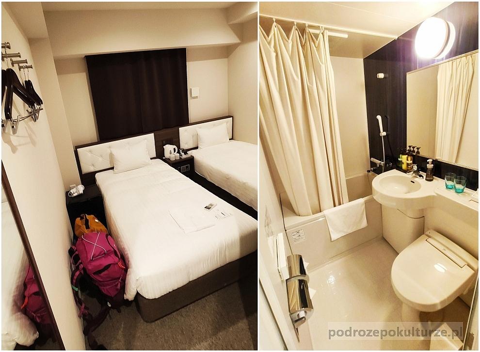 Noclegi w Japonii. Hotel Welina Dotonobori Osaka