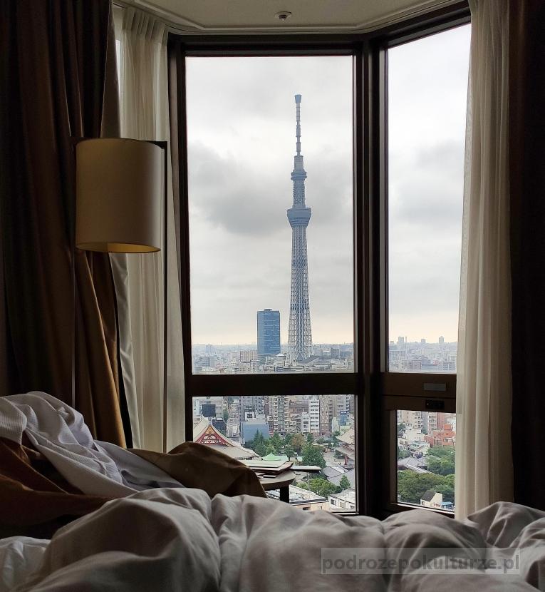 Noclegi w Japonii. Asakusa View Hotel w Tokio