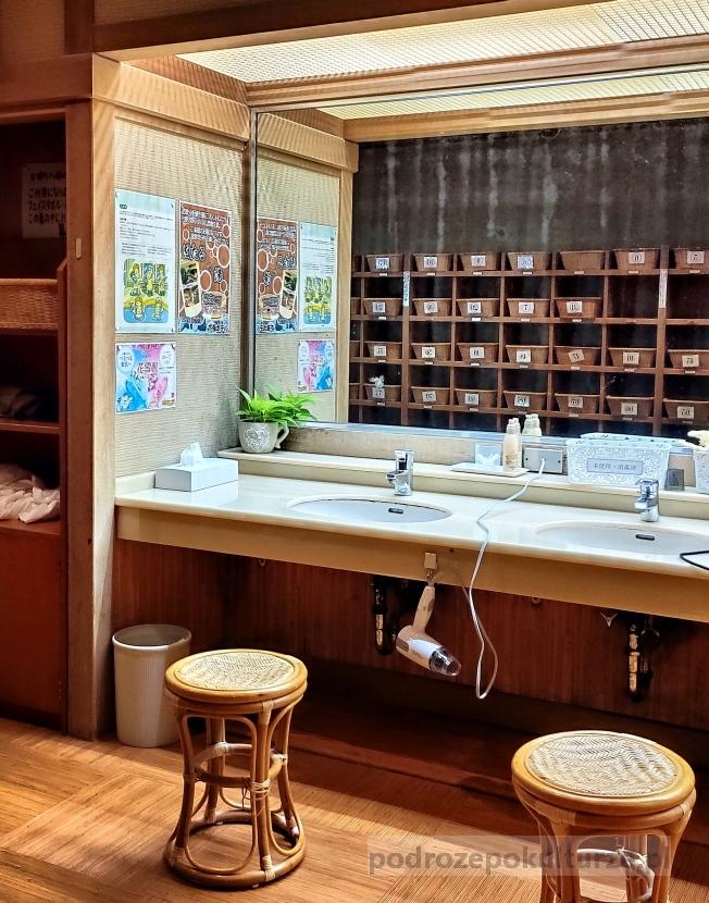Noclegi w Japonii: onsen
