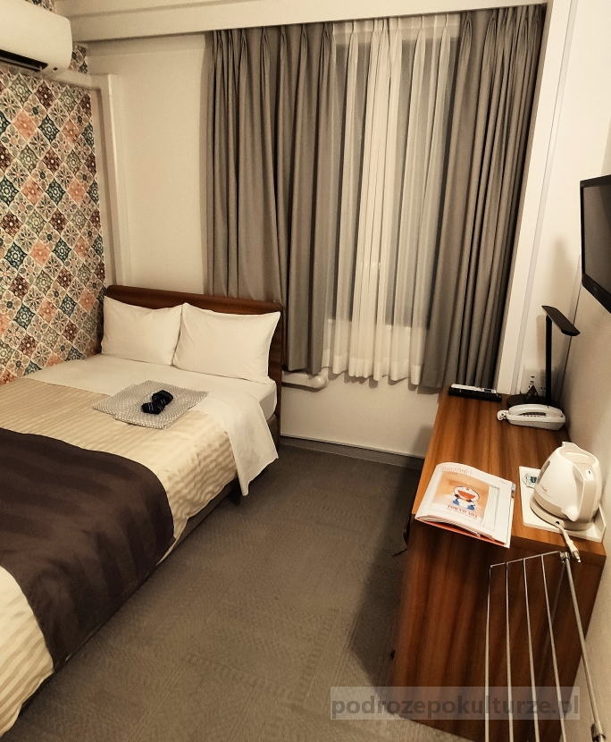 Noclegi w Japonii: hotel ueno new yzu