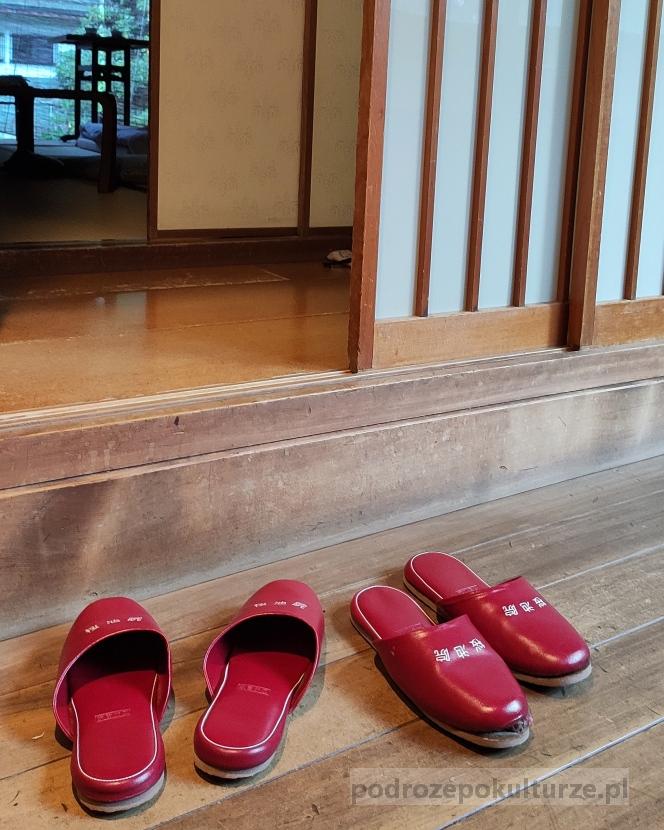 Noclegi w Japonii. Ryokan