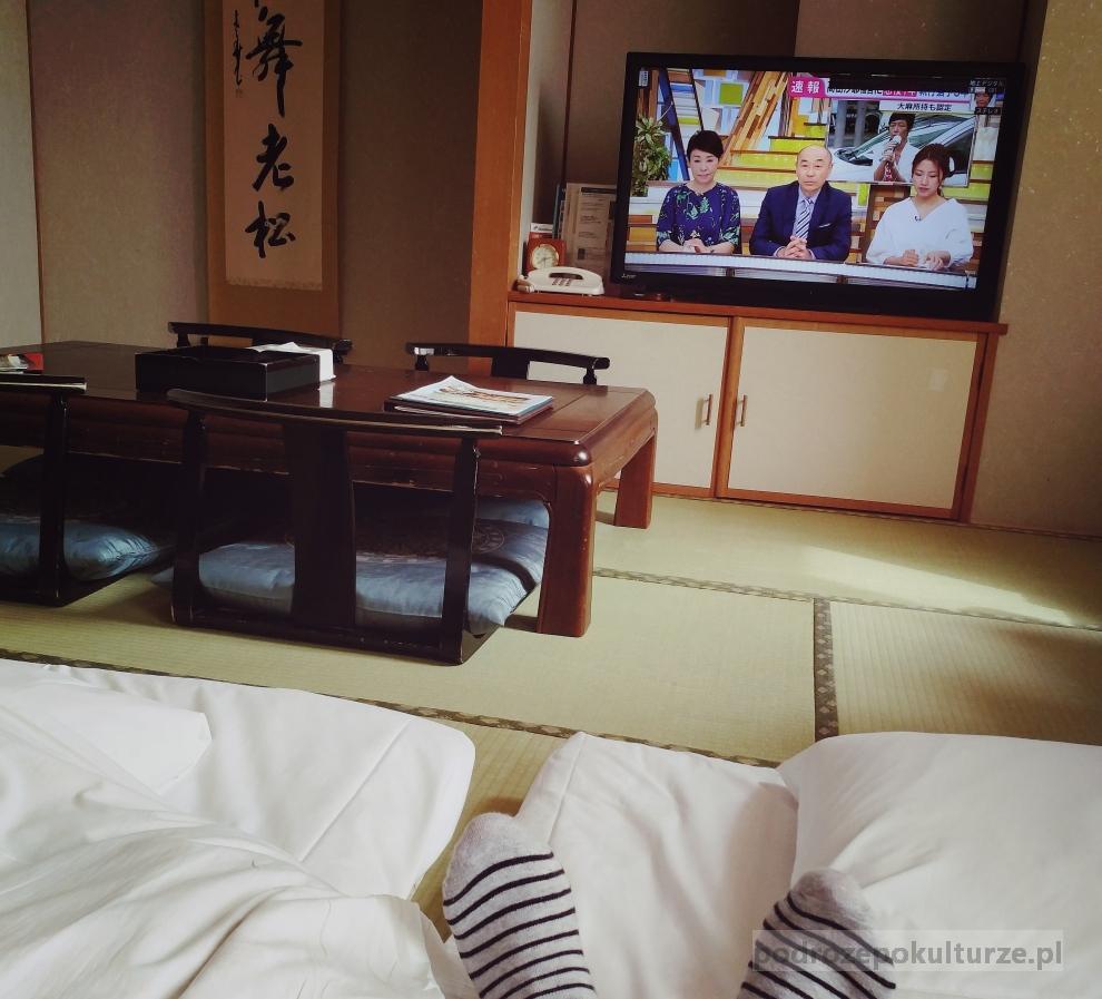 Noclegi w Japonii. Hotel Mielparque w Nagano