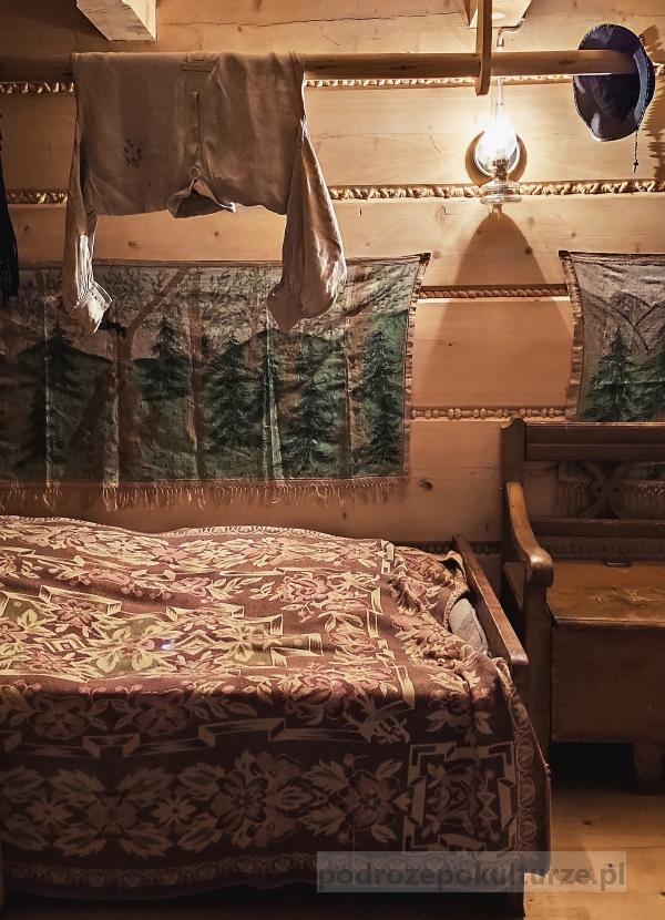 Muzeum w Ochotnicy, wystawa etnograficzna