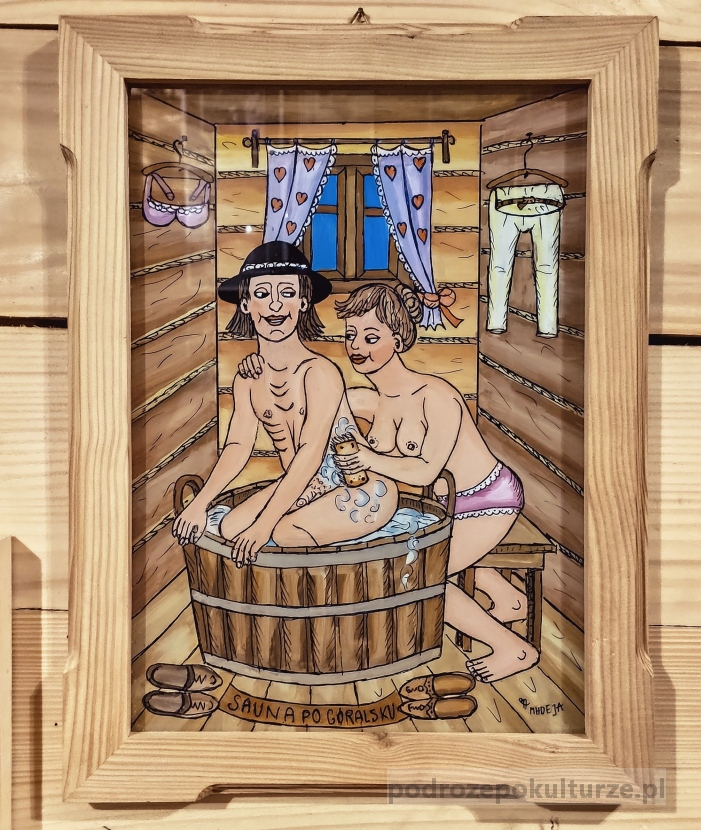 Pieniny artyści ludowi. Galeria Krzywa Jabłonka w Szczawnicy