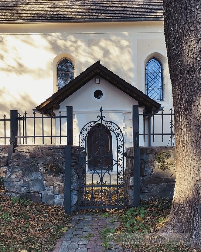 kościół w Krościenku. Atrakcje w Pieninach