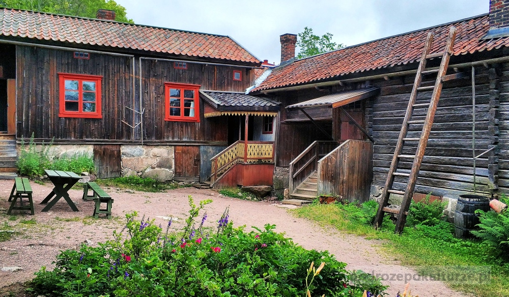Luostarinmäki Handicrafts Museum. Skansen w Finlandii. Atrakcje w Turku