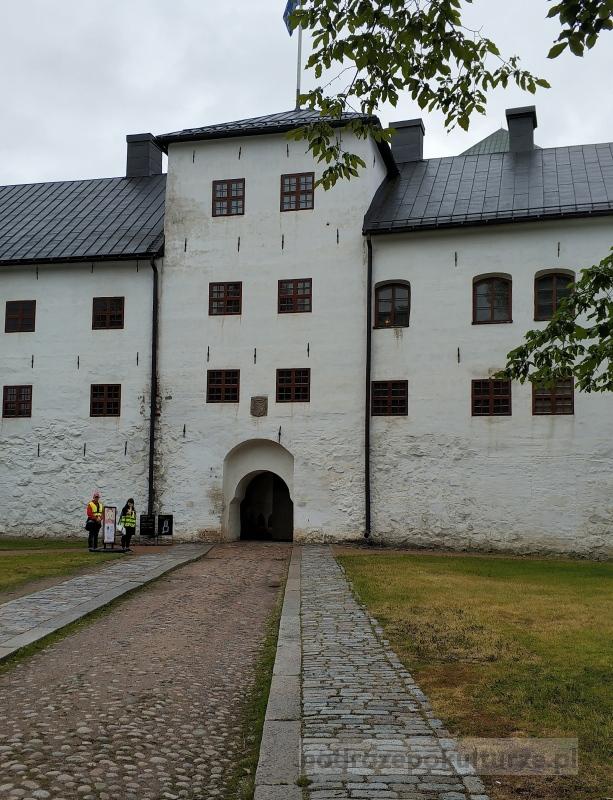 zamek w Turku