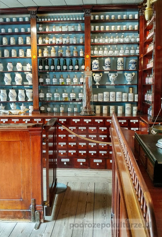 Pharmacy Museum and The Qwensel House Finlandia Turku