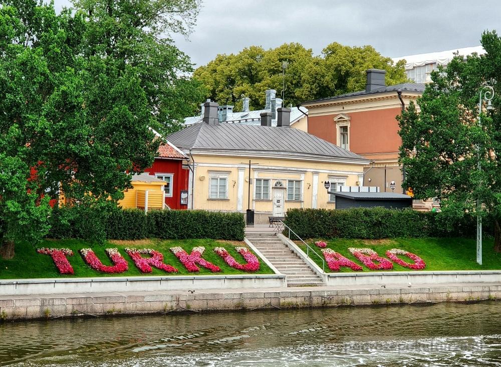 Rzeka Aura w Turku