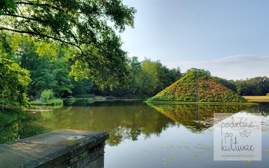 Piramida w Cottbus